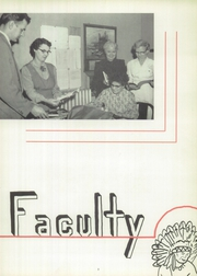 Page 9, 1957 Edition, Philipsburg Osceola Area High School - Mountaineer Yearbook (Philipsburg, PA) online yearbook collection