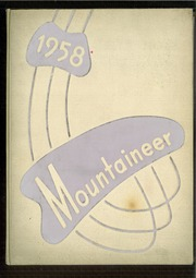 Page 1, 1958 Edition, Philipsburg Osceola Area High School - Mountaineer Yearbook (Philipsburg, PA) online yearbook collection