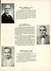 Page 11, 1958 Edition, Philipsburg Osceola Area High School - Mountaineer Yearbook (Philipsburg, PA) online yearbook collection