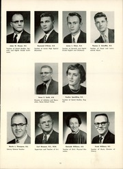 Page 15, 1958 Edition, Philipsburg Osceola Area High School - Mountaineer Yearbook (Philipsburg, PA) online yearbook collection