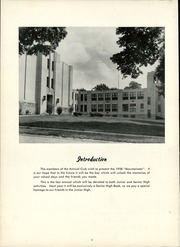 Page 6, 1958 Edition, Philipsburg Osceola Area High School - Mountaineer Yearbook (Philipsburg, PA) online yearbook collection