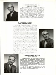 Page 10, 1961 Edition, Philipsburg Osceola Area High School - Mountaineer Yearbook (Philipsburg, PA) online yearbook collection