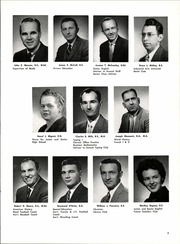 Page 13, 1961 Edition, Philipsburg Osceola Area High School - Mountaineer Yearbook (Philipsburg, PA) online yearbook collection