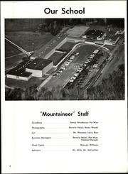 Page 6, 1961 Edition, Philipsburg Osceola Area High School - Mountaineer Yearbook (Philipsburg, PA) online yearbook collection