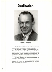 Page 8, 1961 Edition, Philipsburg Osceola Area High School - Mountaineer Yearbook (Philipsburg, PA) online yearbook collection