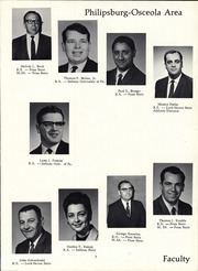 Page 11, 1971 Edition, Philipsburg Osceola Area High School - Mountaineer Yearbook (Philipsburg, PA) online yearbook collection
