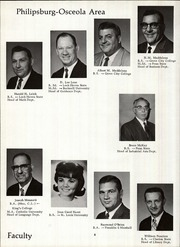 Page 12, 1971 Edition, Philipsburg Osceola Area High School - Mountaineer Yearbook (Philipsburg, PA) online yearbook collection