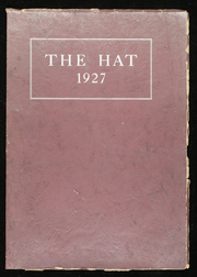 1927 Edition, Hatboro High School - Hi Hatter Yearbook (Hatboro, PA)