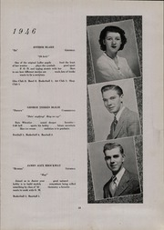 Page 17, 1946 Edition, Hatboro High School - Hi Hatter Yearbook (Hatboro, PA) online yearbook collection