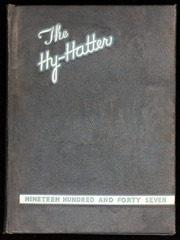 1947 Edition, Hatboro High School - Hi Hatter Yearbook (Hatboro, PA)