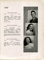 Page 17, 1947 Edition, Hatboro High School - Hi Hatter Yearbook (Hatboro, PA) online yearbook collection
