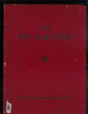 1949 Edition, Hatboro High School - Hi Hatter Yearbook (Hatboro, PA)