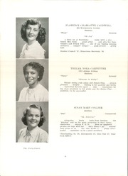 Page 10, 1949 Edition, Hatboro High School - Hi Hatter Yearbook (Hatboro, PA) online yearbook collection