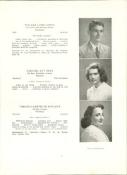 Page 11, 1949 Edition, Hatboro High School - Hi Hatter Yearbook (Hatboro, PA) online yearbook collection