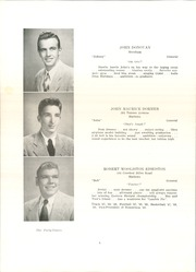 Page 12, 1949 Edition, Hatboro High School - Hi Hatter Yearbook (Hatboro, PA) online yearbook collection