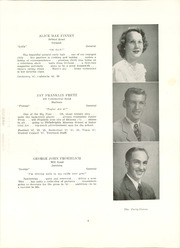 Page 13, 1949 Edition, Hatboro High School - Hi Hatter Yearbook (Hatboro, PA) online yearbook collection