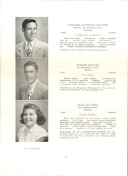 Page 14, 1949 Edition, Hatboro High School - Hi Hatter Yearbook (Hatboro, PA) online yearbook collection