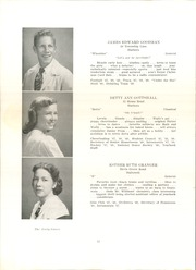 Page 16, 1949 Edition, Hatboro High School - Hi Hatter Yearbook (Hatboro, PA) online yearbook collection