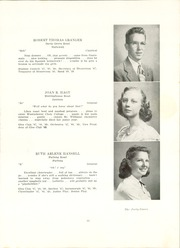 Page 17, 1949 Edition, Hatboro High School - Hi Hatter Yearbook (Hatboro, PA) online yearbook collection