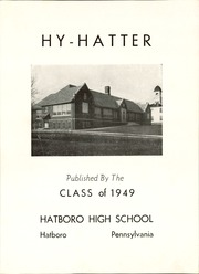 Page 5, 1949 Edition, Hatboro High School - Hi Hatter Yearbook (Hatboro, PA) online yearbook collection