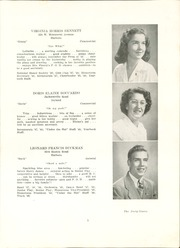 Page 9, 1949 Edition, Hatboro High School - Hi Hatter Yearbook (Hatboro, PA) online yearbook collection