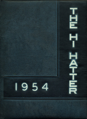 1954 Edition, Hatboro High School - Hi Hatter Yearbook (Hatboro, PA)