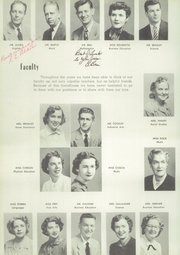 Page 14, 1954 Edition, Hatboro High School - Hi Hatter Yearbook (Hatboro, PA) online yearbook collection
