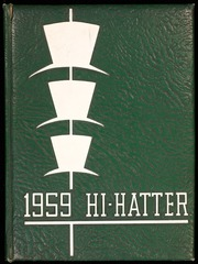 1959 Edition, Hatboro High School - Hi Hatter Yearbook (Hatboro, PA)