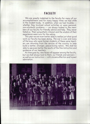 Page 15, 1946 Edition, Milton Hershey School - Acropolis Yearbook (Hershey, PA) online yearbook collection
