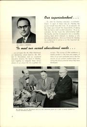 Page 10, 1957 Edition, Milton Hershey School - Acropolis Yearbook (Hershey, PA) online yearbook collection
