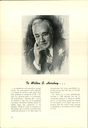 Page 8, 1957 Edition, Milton Hershey School - Acropolis Yearbook (Hershey, PA) online yearbook collection