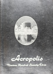 Page 1, 1973 Edition, Milton Hershey School - Acropolis Yearbook (Hershey, PA) online yearbook collection