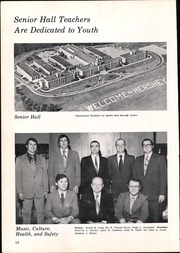 Page 16, 1973 Edition, Milton Hershey School - Acropolis Yearbook (Hershey, PA) online yearbook collection