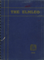 1940 Edition, Lower Moreland High School - Elmleo Yearbook (Hundingdon Valley, PA)