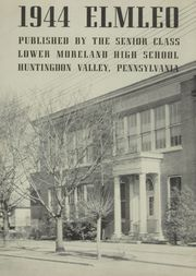 Page 10, 1941 Edition, Lower Moreland High School - Elmleo Yearbook (Hundingdon Valley, PA) online yearbook collection