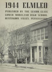 Page 8, 1944 Edition, Lower Moreland High School - Elmleo Yearbook (Hundingdon Valley, PA) online yearbook collection