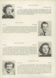 Page 16, 1950 Edition, Lower Moreland High School - Elmleo Yearbook (Hundingdon Valley, PA) online yearbook collection