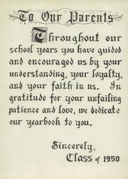 Page 7, 1950 Edition, Lower Moreland High School - Elmleo Yearbook (Hundingdon Valley, PA) online yearbook collection