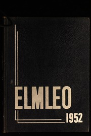 1952 Edition, Lower Moreland High School - Elmleo Yearbook (Hundingdon Valley, PA)