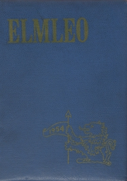 1954 Edition, Lower Moreland High School - Elmleo Yearbook (Hundingdon Valley, PA)