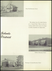Page 11, 1958 Edition, Council Rock Senior High School - Councilor Yearbook (Newtown, PA) online yearbook collection