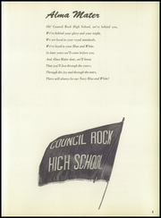 Page 9, 1958 Edition, Council Rock Senior High School - Councilor Yearbook (Newtown, PA) online yearbook collection