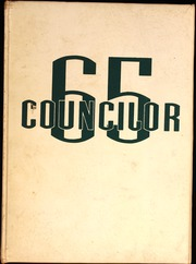 1965 Edition, Council Rock Senior High School - Councilor Yearbook (Newtown, PA)