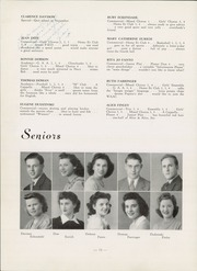 Page 16, 1943 Edition, Mars Area Junior Senior High School - Planet Yearbook (Mars, PA) online yearbook collection