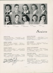 Page 17, 1943 Edition, Mars Area Junior Senior High School - Planet Yearbook (Mars, PA) online yearbook collection