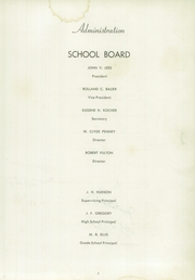 Page 11, 1951 Edition, Mars Area Junior Senior High School - Planet Yearbook (Mars, PA) online yearbook collection