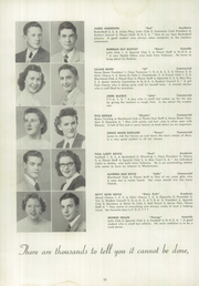 Page 16, 1951 Edition, Mars Area Junior Senior High School - Planet Yearbook (Mars, PA) online yearbook collection