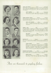 Page 17, 1951 Edition, Mars Area Junior Senior High School - Planet Yearbook (Mars, PA) online yearbook collection