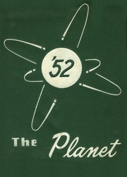 1952 Edition, Mars Area Junior Senior High School - Planet Yearbook (Mars, PA)