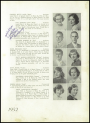 Page 15, 1952 Edition, Mars Area Junior Senior High School - Planet Yearbook (Mars, PA) online yearbook collection